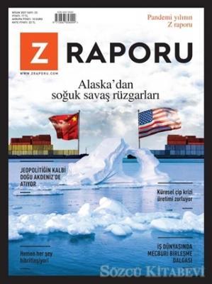 Z Raporu Dergisi Sayı: 23 Nisan 2021