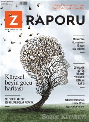 Z Raporu Dergisi Sayı: 6 Kasım 2019