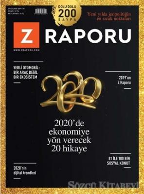 Z Raporu Dergisi Sayı: 8 Ocak 2020