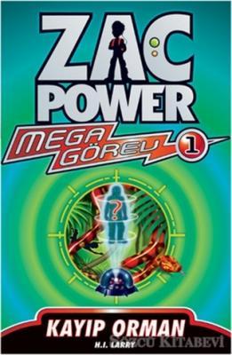 Zac Power Mega Görev 1 - Kayıp Orman