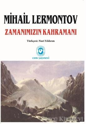 Mihail Yuryeviç Lermontov - Zamanımızın Kahramanı | Sözcü Kitabevi