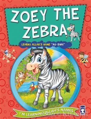 Zoey The Zebra Learns Allah's Name As Sani