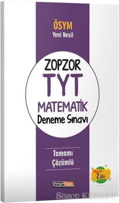 ZopZor TYT Matematik Deneme Sınavı