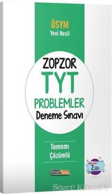 ZopZor TYT Problemler Deneme Sınavı