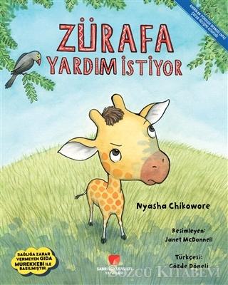 Zürafa Yardım İstiyor