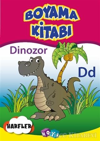 Kolektif Boyama Kitabi Dinozor Harfler Sozcu Kitabevi