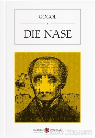 Nikolay Gogol - Die Nase (Almanca) | Sözcü Kitabevi